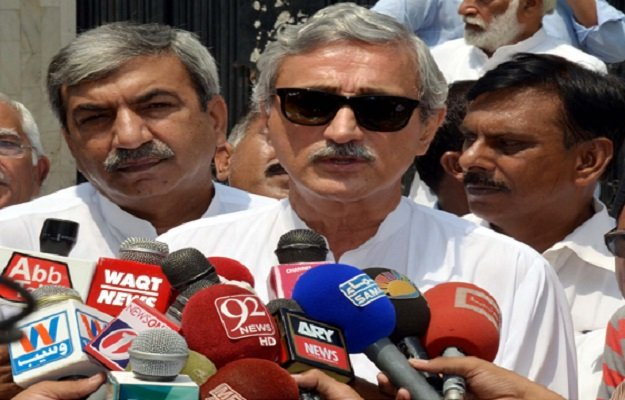 tareen said if the mqm was getting funding from india voters must reconsider their choice photo ppi