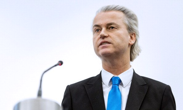 geert wilders of the freedom party photo afp