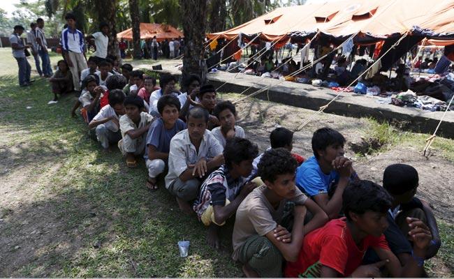 rohingya migrants photo reuters