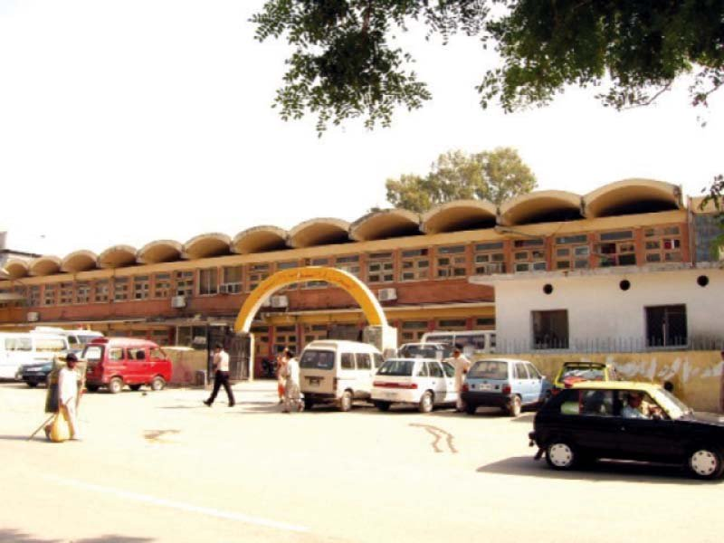 the 500 bed hospital caters to more than 2 5 million patients a year photo file