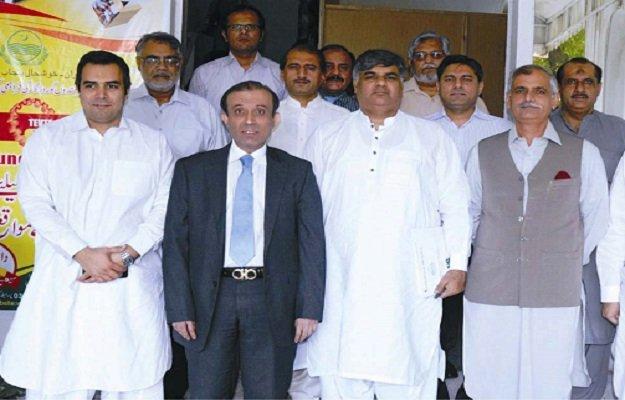 tevta chairperson irfan qaiser sheikh photo nni