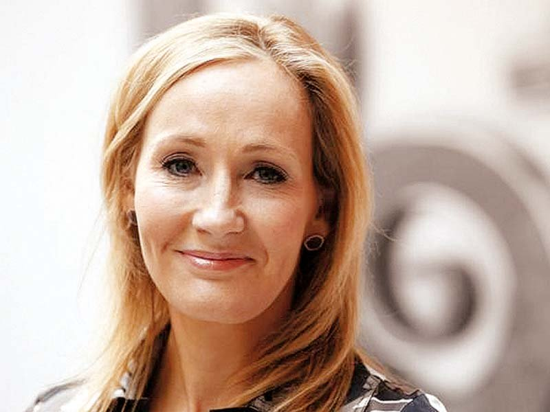 rowling felt the play was the only proper medium to extend the story photo file