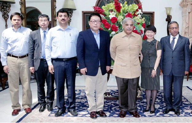 chinese company to complete 900mw solar energy project in bahawalpur photo inp