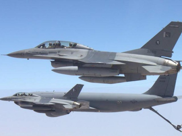 a file photo of paf f16 photo ppi