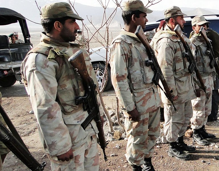 the hideout was being used by the banned baloch republican army and baloch liberation army photo online