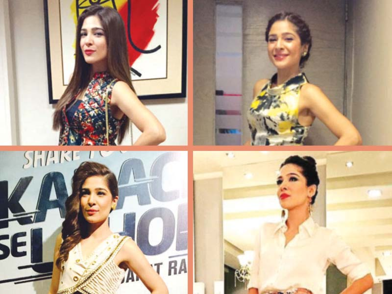 style round up ayesha omar s eclectic sartorial choices