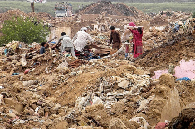 resettle those evicted from islamabad slums