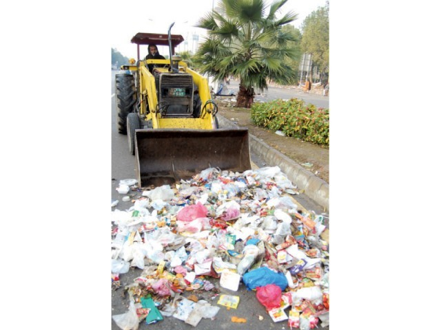 fwmc capable of handling 64 of solid waste