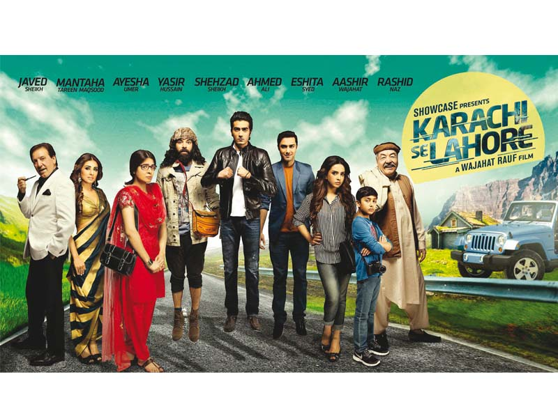 karachi se lahore s smooth road to the box office