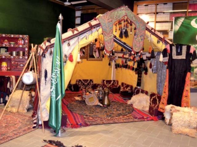 heritage museum summer camp highlights rich baloch g b culture