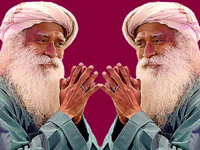 sadhguru bjp s spiritual henchman