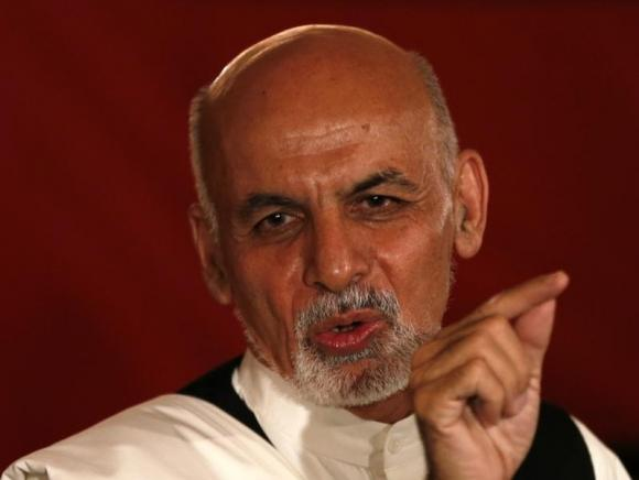 organisers of terrorist attacks still exist in pakistan afghan president
