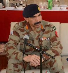 the inspector general frontier corps balochistan major general sher afgun photo radio pakistan