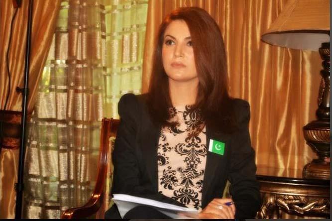 reham says politicising issue is shameful photo rehamkhanofficial com