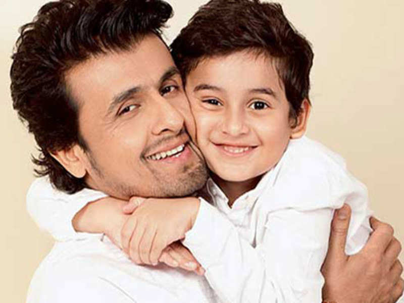 sonu nigam doesn t want his son to be a singer in india