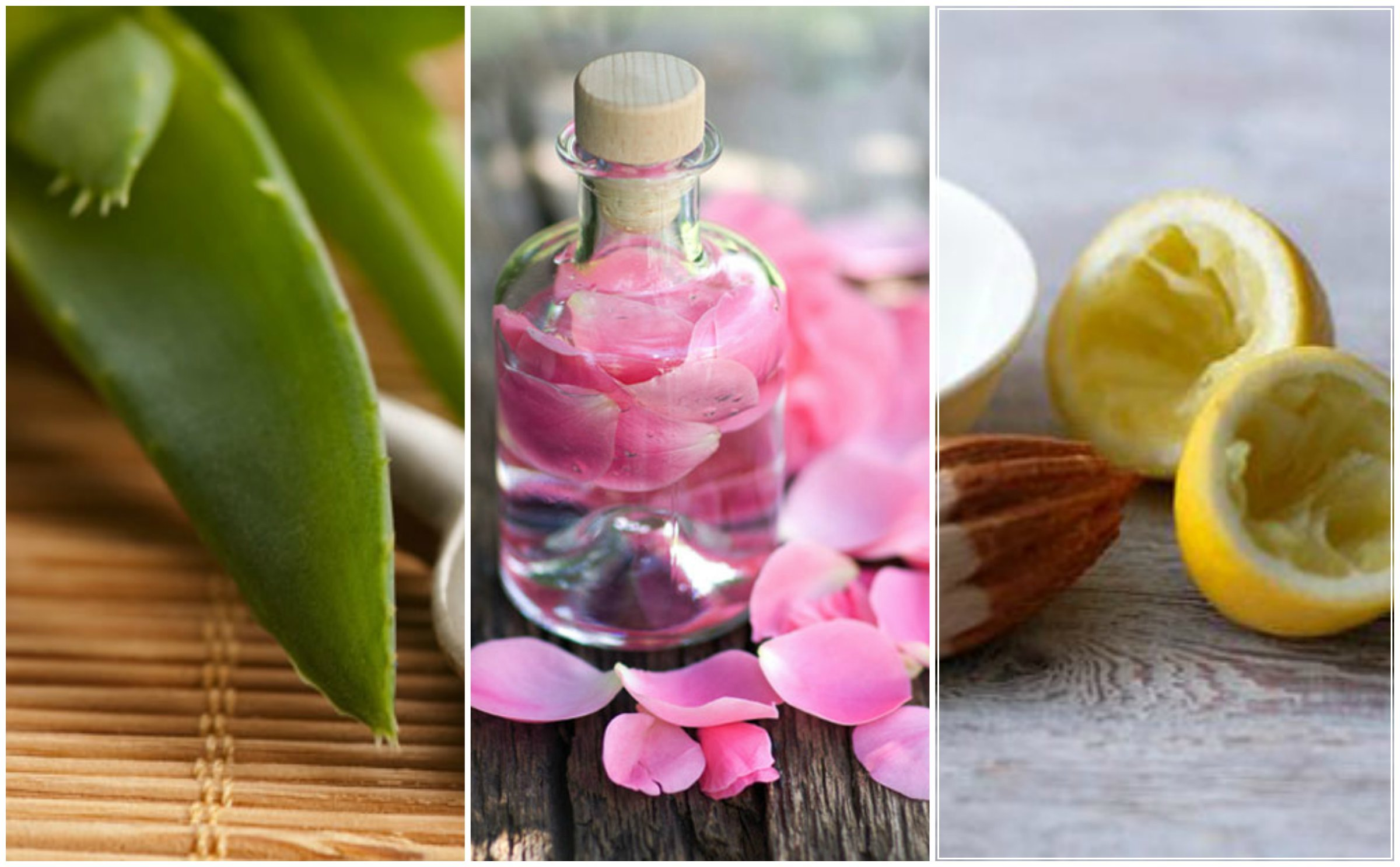 Instead of going under the needle or booking surgeries, try these natural methods. PHOTO: FILE