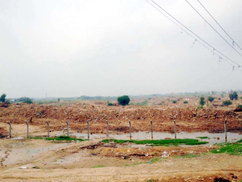 katchi abadi dwellers evicted cast out and refused resettlement