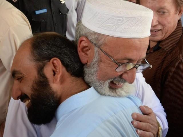 sitara e imtiaz prof ajmal khan honoured
