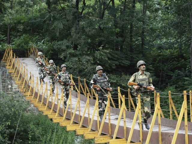 pakistan lodges protest with india over ceasefire violations again