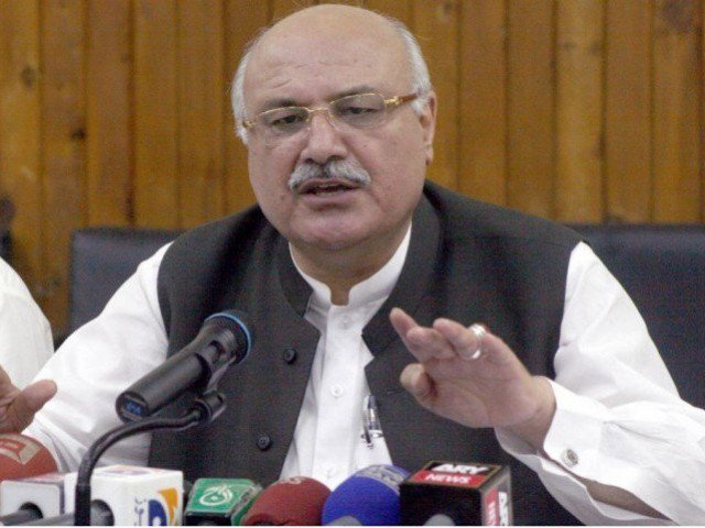 voice of dissent mian iftikhar decries lg re polls