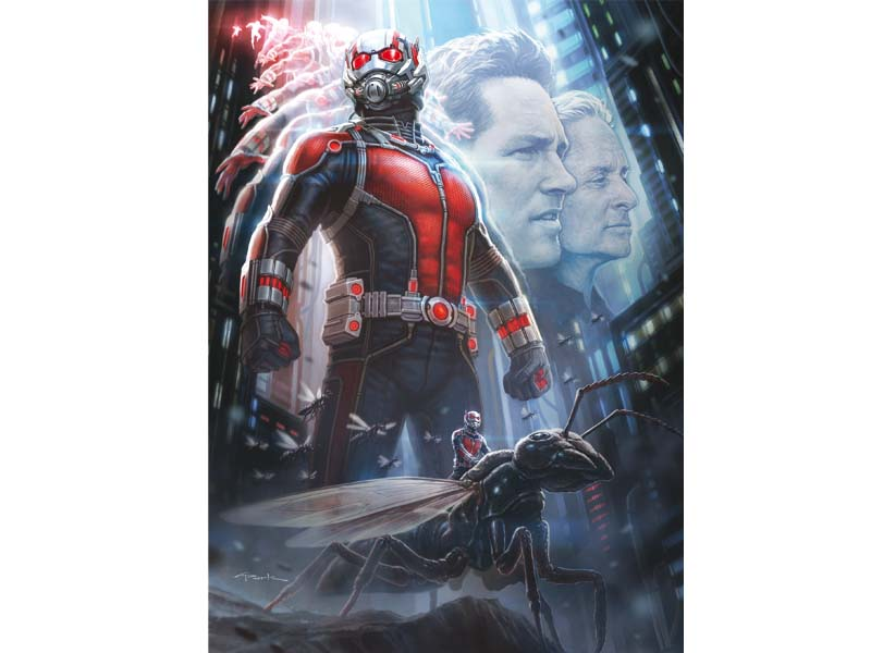 ant man is an entertaining but forgettable member of the marvel franchise