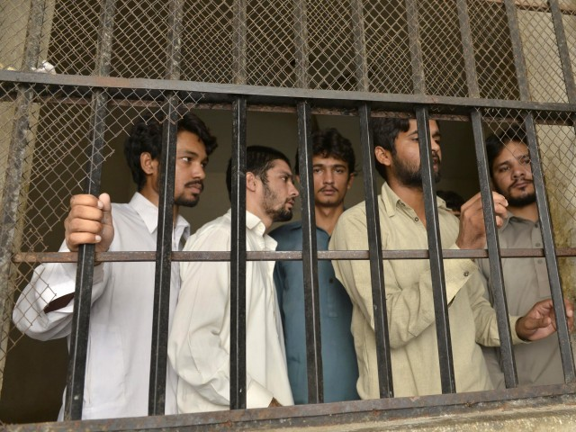 kasur follow up seven of 13 men held in child abuse firs identified in clips