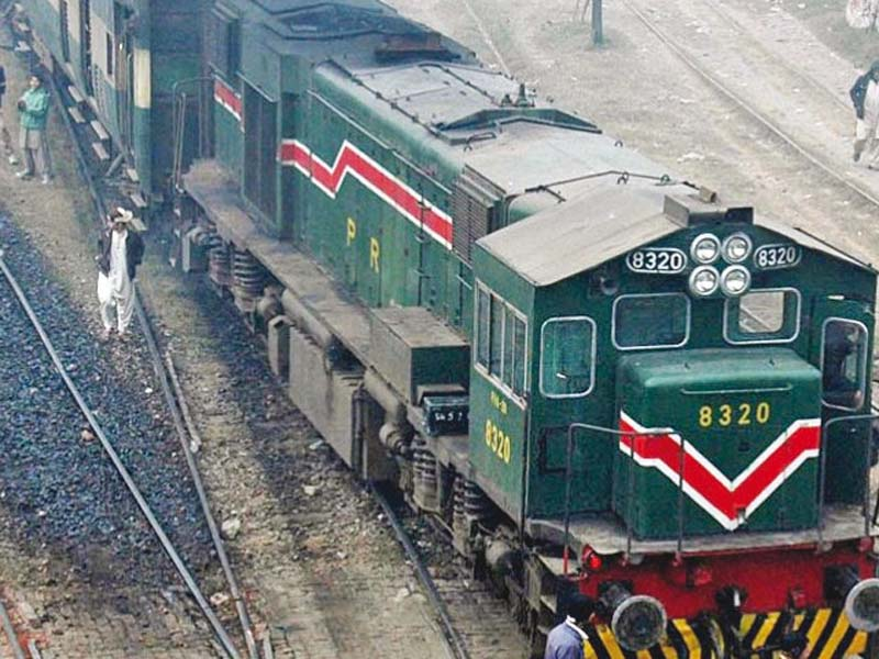 transport sector railways looks to increase share