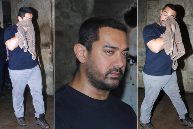 after bajrangi bhaijaan another movie makes aamir khan cry