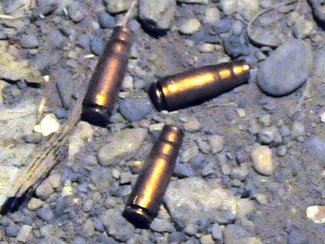 targeted attack former soldier shot dead