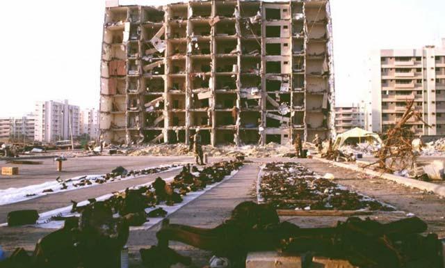 saudi arabia holding main suspect in 1996 khobar bombing newspaper