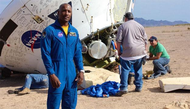 nasa tests spacecraft orion that will take man to mars