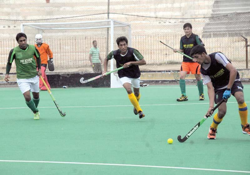 Pakistan hockey will have another shot at reviving itself under the new management led by Brigadier (retd) Khalid Sajjad Khokar. PHOTO: FILE