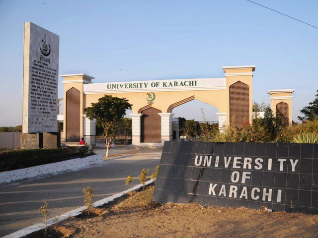 six arrested for harassing iba students at karachi university