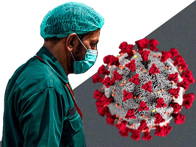 on the front lines of the coronavirus battle a pakistani doctor s tale