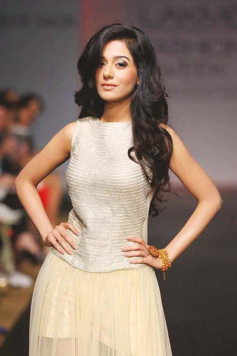 Amrita is known for her stints in films, such as Ishq Vishk and Vivah. PHOTO: PUBLICITY