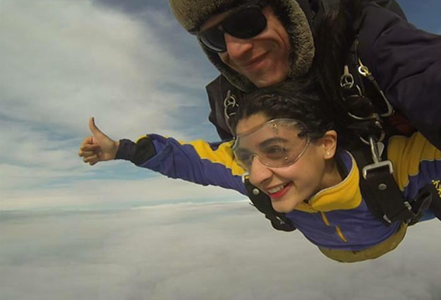 watch how i soar says mawra as she takes to the sky