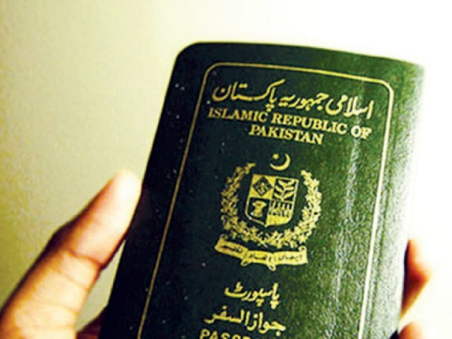 for kashmir cause ajk lawmakers want blue passports