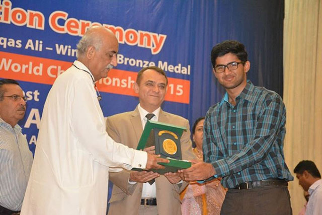 mirpur mathelo boy comes third in international competition