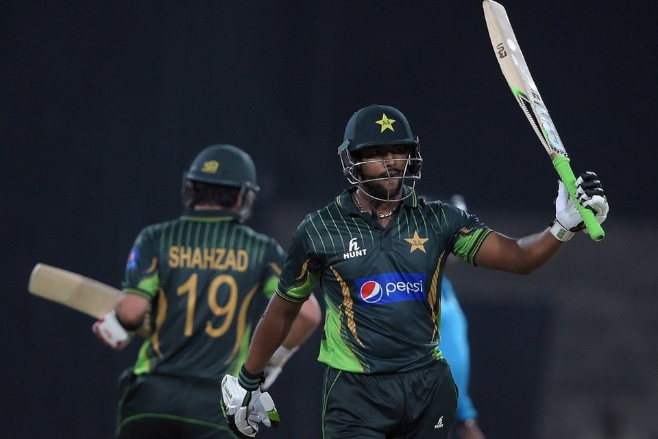 Mukhtar beat Imran Farhat record for most runs in domestic T20s. PHOTO: AFP