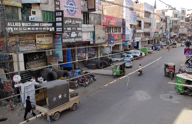 agitation traders observe strike against withholding tax