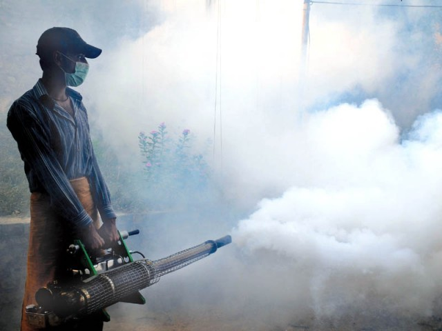 dubious dengue spray over 40 students readmitted to hospitals
