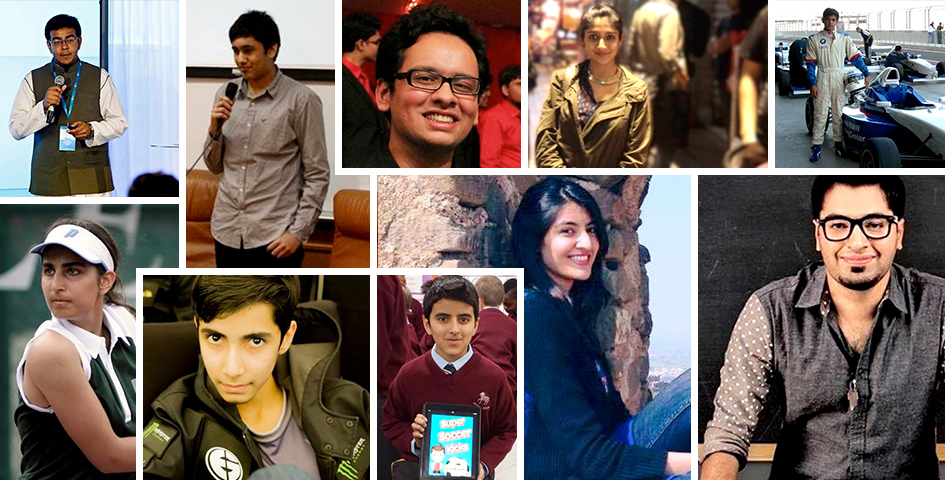 10 young pakistanis who have made us proud