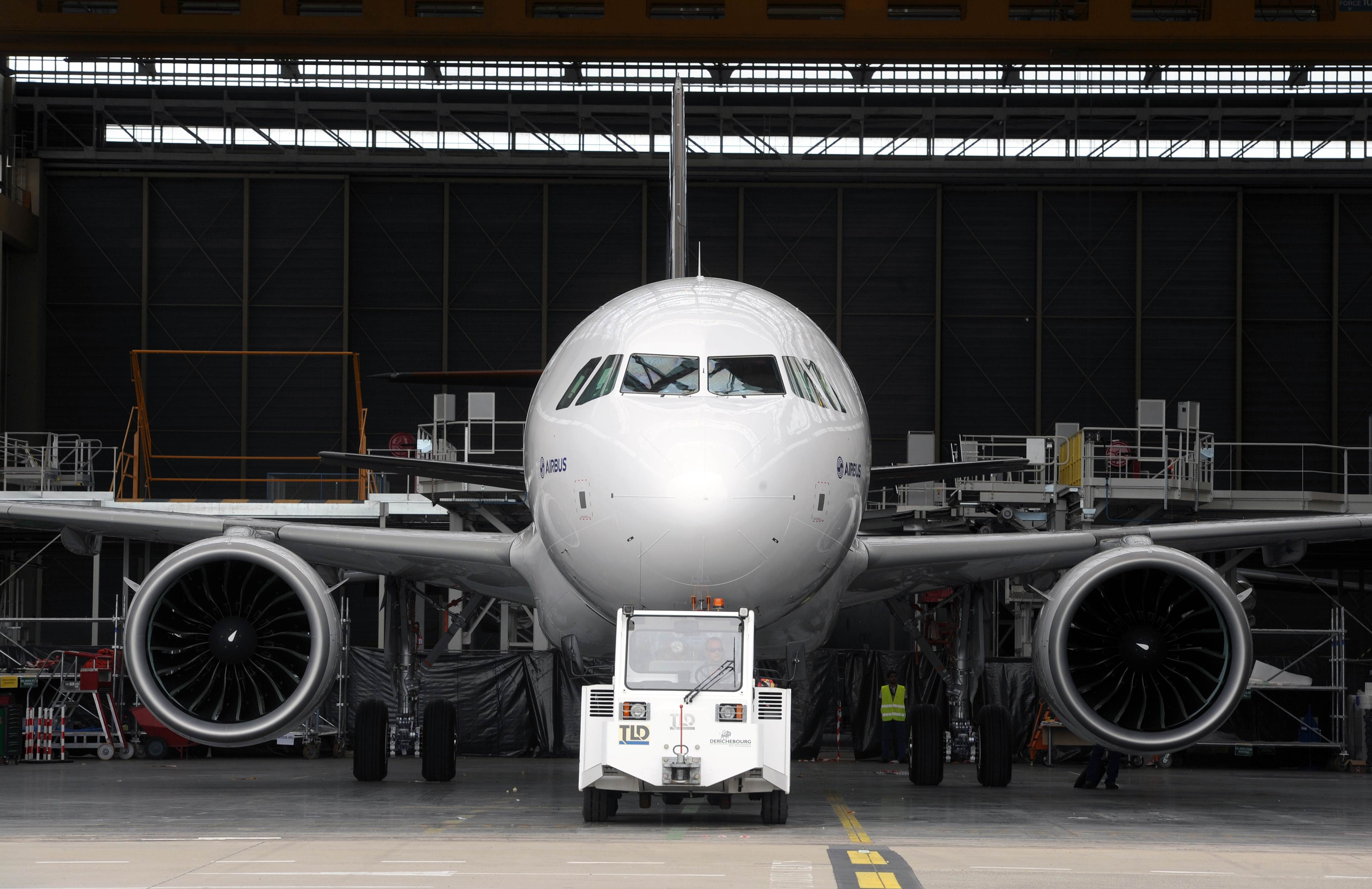 airbus to avoid compulsory layoffs