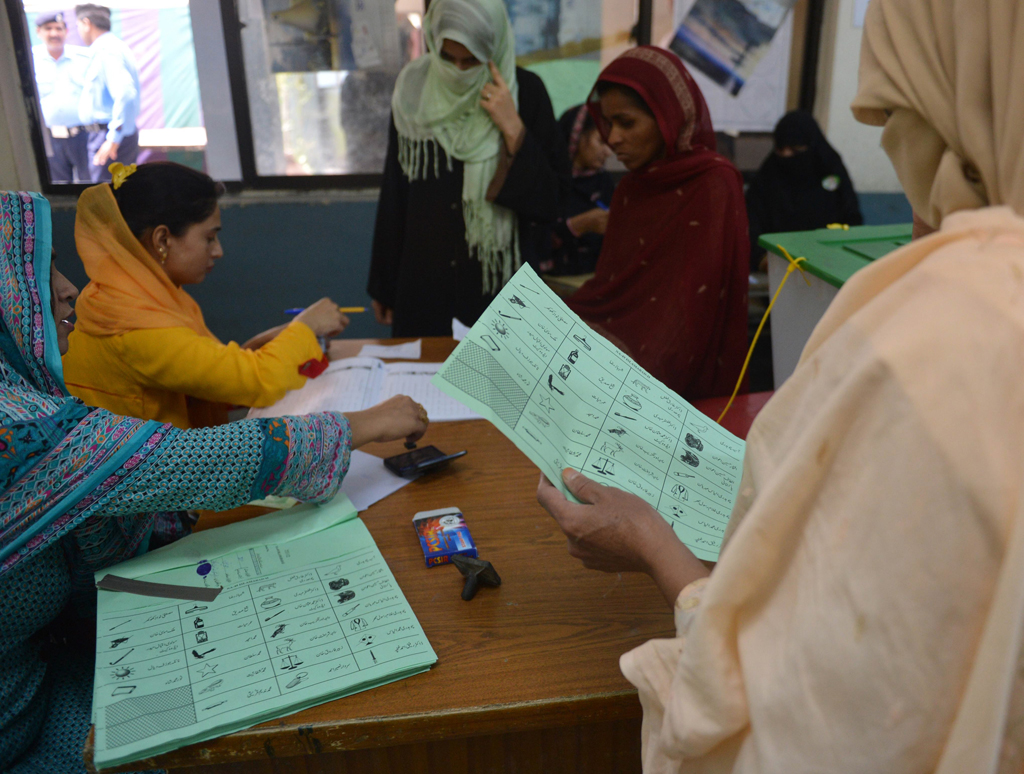 last time women in upper dir exercised their right to vote was during 1970 s election photo afp file