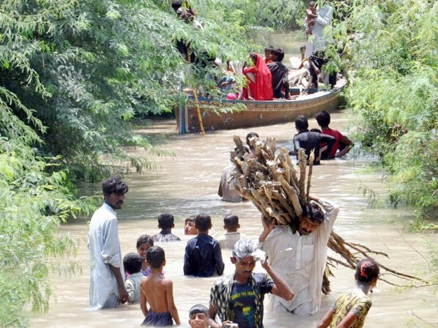 NDMA issues flood warning after forecast for heavy showers. PHOTO: NNI