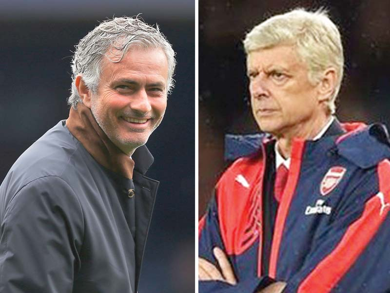 of legacies and silverware the wenger mourinho rivalry