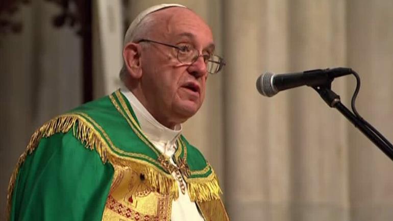 Pope Francis. PHOTO: FOXNEWS