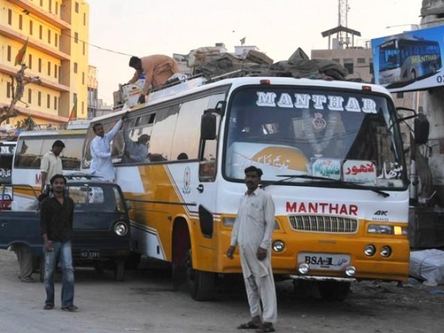 inter province transport still suspended