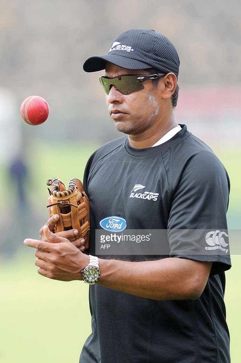vaas was one of the best bowlers in the world during his time and has experience with the new zealand and sri lanka teams as a bowling coach photo afp