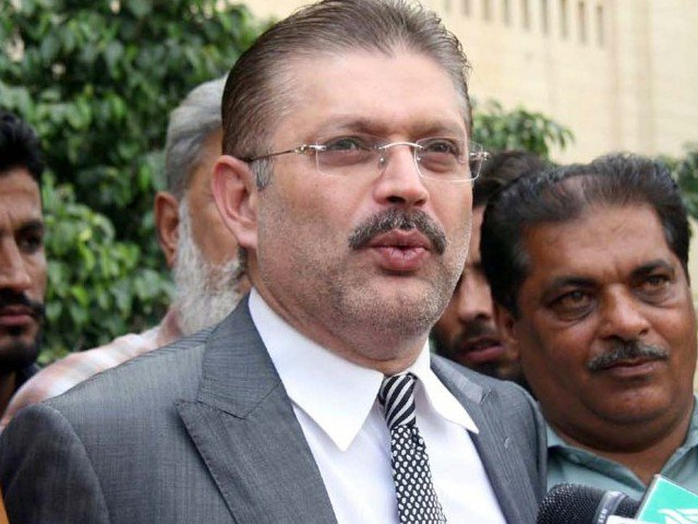 govt taking senate polls hostage with presidential ordinance sharjeel